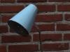 Bureaulamp blauw 1